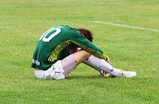 Br�nsh�j sendte FC Roskilde i 2. division
