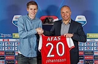 Officielt: Aron Johannsson i Alkmaar til 2017