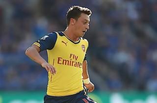 billede af Mesut Özil