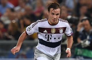 G�tze: Fremtid i Bayern afh�nger af Ancelotti