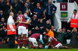 West Ham sendte Liverpool ud efter forl�nget