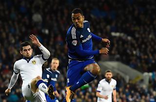 Zohore forlænger med Cardiff City