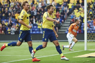 Br�ndby-profil: AGF har noget at revanchere