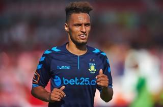 Fokuseret Mukhtar nyder at spille i Br�ndby