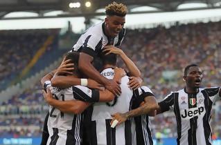 Juventus vandt stensikkert i Kroatien
