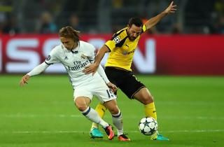 Schurrle bragede Dortmund til sent point