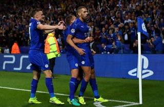Schmeichel og Leicester besejrede Porto