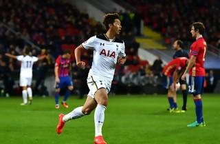 Son sikrede smal Spurs-sejr i Moskva