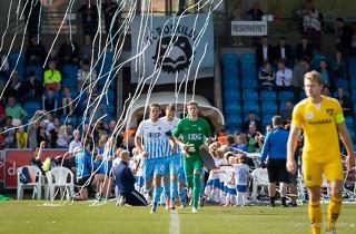 FC Roskilde sigter efter top fem