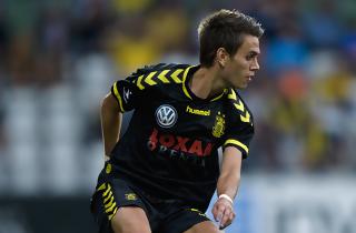 L�nstrup: Gehrt har Superliga-niveau