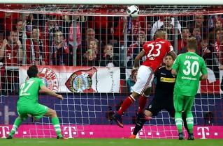 Bayern slog Gladbach uden kvaler