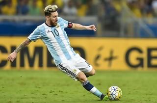 Lionel Messi får fire kampes karantæne