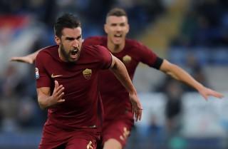 Roma tog derby-sejr efter fæl Lazio-fejl