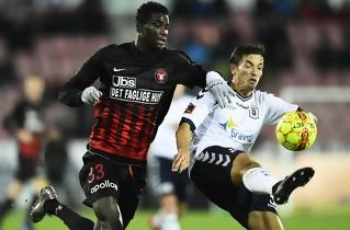 AGF tog fusen på FC Midtjylland