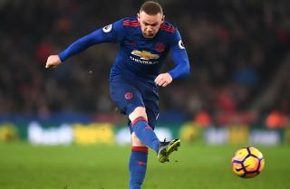 Rekord-Rooneys overtidsdrøn gav United point