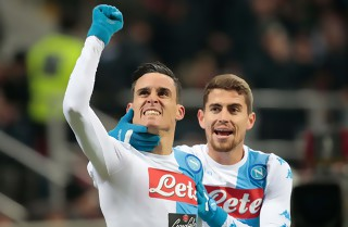 Napoli nedlagde Milan efter drømmestart