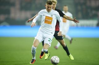 Søren F. sikrede Viborg sent point mod AGF