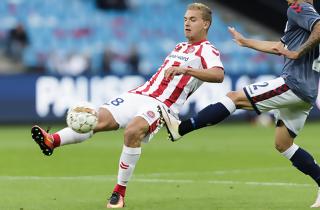 Thellufsen og Jensen bag dansk U20-sejr