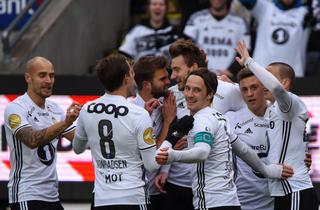 Rosenborg holdt nullet i Glasgow
