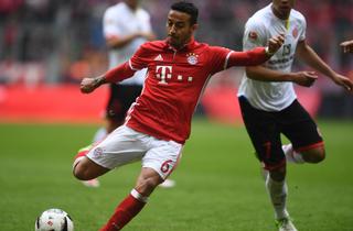Thiago forlænger med Bayern München