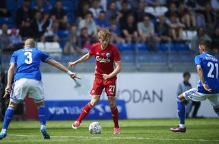 17-årig FCK'er kan starte i pokalfinalen