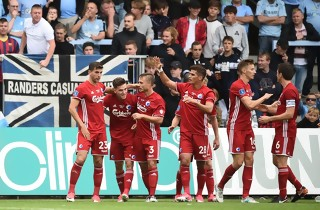 FCK's angribere sikrede sejren i Randers