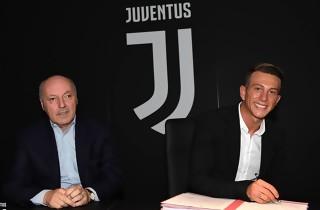 Bekræftet: Bernardeschi får fem år i Juventus