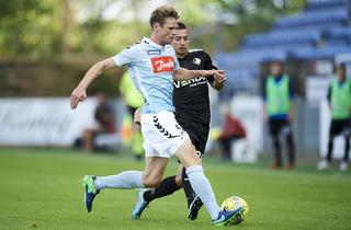 Luijckx rystet af SønderjyskE-start