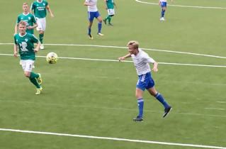 Carl Lange træner for kontrakt i FC Helsingør