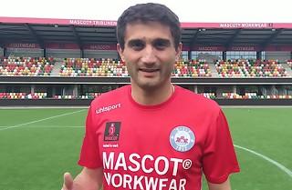Vatsadze: Godt med selvtillid inden FCK-kamp