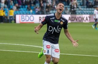 Officielt: Bassel Jradi skifter til Hajduk