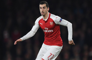 Arsenal: Mkhitaryan tager ikke med til Baku