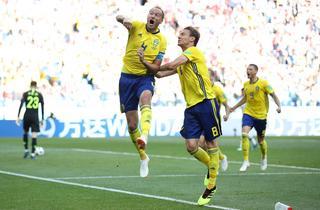 Sverige er gruppefinaleklar - Tyrkiet rykker ud