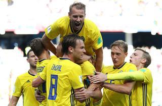 Stærke svenskere startede EM-kval med sejr
