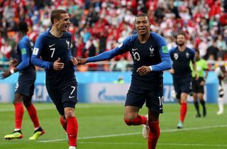 Griezmann gik forrest i fransk comeback
