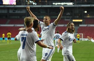 FCK spillede sig videre med remis