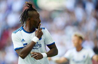 Officielt: N'Doye forlænger til 2020 i FCK