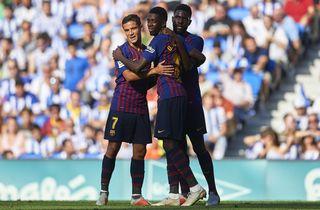 Barcelona under pres i Copa del Rey