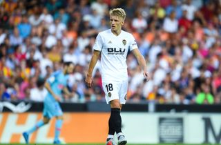 Wass havde fod med i Valencia-triumf