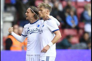Fischer og Skov sendte FC København til tops