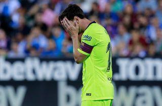 Barca bekræfter: Messi misser El Clasico