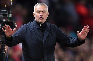 Medier: Tottenham lurer på ledig Mourinho