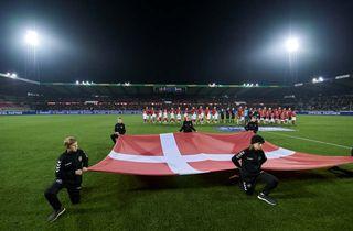 Danmark andetseedet - Tyskland dumpede ned