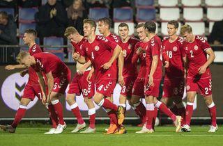Overlegne Spanien knuste danske U21-drenge