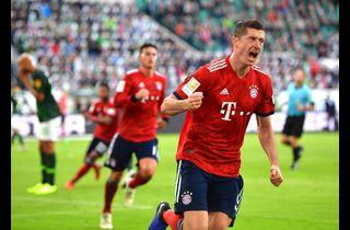Lewandowski sendte Bayern tilbage på sporet