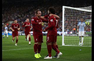 Kølig Salah-kasse bag smal Liverpool-sejr