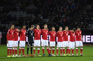 Danmark sluttede 2018 med irsk remis