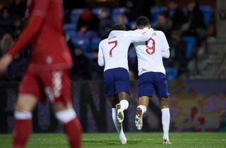 England uddelte store U21-bank i Esbjerg