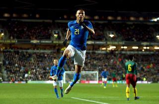 Richarlison sikrede smal brasiliansk sejr