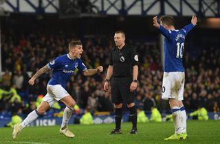 Digne-perle gav Everton et point til sidst